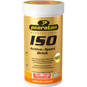 Peeroton Iso Active Sport Drink Tub 300g Bloodorange